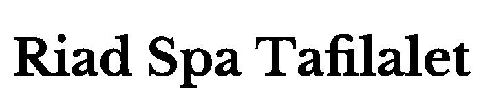 Riad Spa Tafilalet